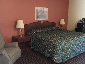 Room - Budget Host La Fonda Motel Liberal