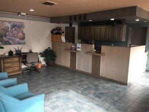 Lobby - Budget Host La Fonda Motel Liberal