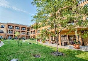 Exterior view - Courtyard by Marriott Hotel Moorhead