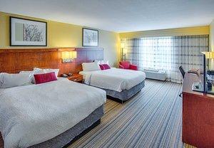 Room - Courtyard by Marriott Hotel Moorhead