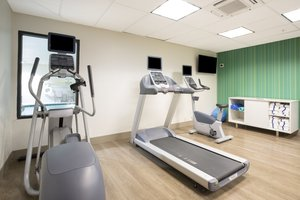 Fitness/ Exercise Room - Holiday Inn Express Village West Kansas City