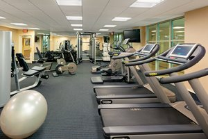 Fitness/ Exercise Room - Crowne Plaza Hotel Fairfield