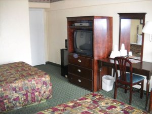 Room - Red Carpet Inn & Suites Atlantic City