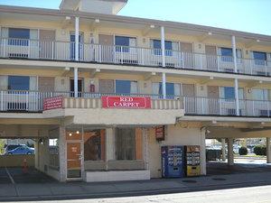 Exterior view - Red Carpet Inn & Suites Atlantic City