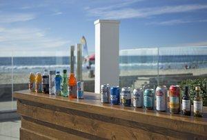 Bar - Blue Sea Beach Hotel San Diego