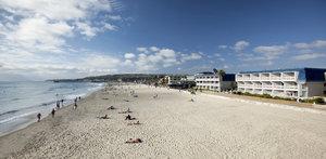 Beach - Blue Sea Beach Hotel San Diego