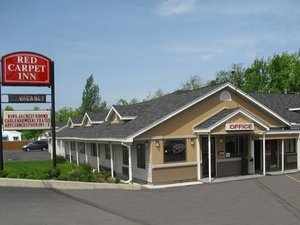 Exterior view - Red Carpet Inn Orchard Park
