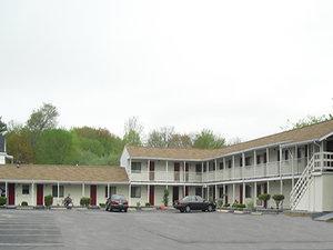 Exterior view - Passport Inn Methuen