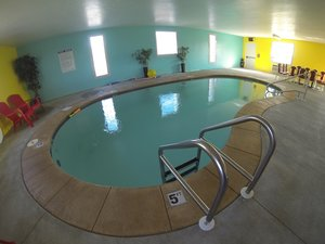 Pool - Red Carpet Inn & Suites North Sioux City