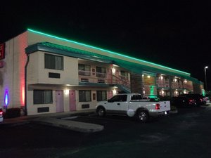 Exterior view - Red Carpet Inn & Suites New Orleans