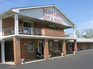 Exterior view - Red Carpet Inn & Suites Palmyra