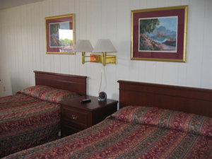 Room - Red Carpet Inn & Suites Palmyra