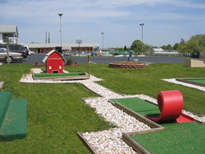 Golf - Red Carpet Inn & Suites Palmyra