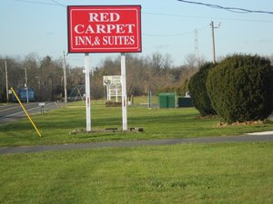 Exterior view - Red Carpet Inn & Suites Wrightstown