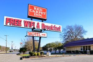 Exterior view - Red Carpet Inn Battleboro