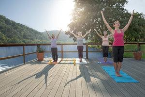 Fitness/ Exercise Room - Lake Austin Spa Resort