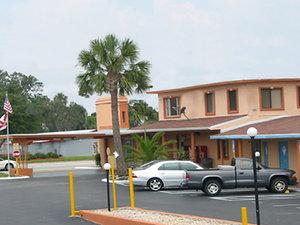 Exterior view - Red Carpet Inn Daytona Beach