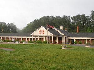 Exterior view - Red Carpet Inn Emporia