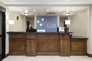 Lobby - Holiday Inn Express Princeton