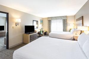 Suite - Holiday Inn Express Princeton