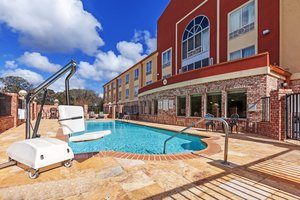 Pool - Holiday Inn Express Hotel & Suites South Lafayette