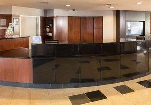 Lobby - Courtyard by Marriott Hotel Sioux Falls