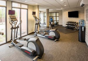 Fitness/ Exercise Room - Courtyard by Marriott Hotel Sioux Falls