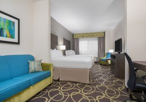 Room - Holiday Inn Express Hotel & Suites Ames