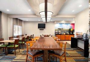 Restaurant - Fairfield Inn by Marriott Dubuque