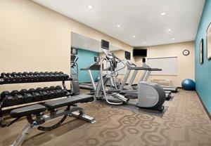 Fitness/ Exercise Room - Fairfield Inn by Marriott Dubuque
