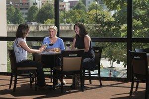 Restaurant - Holiday Inn Downtown Worlds Fair Park Knoxville