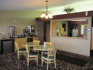 Restaurant - Red Carpet Inn Windom