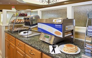 Restaurant - Holiday Inn Express Springfield