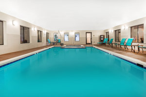 Pool - Holiday Inn Express Princeton