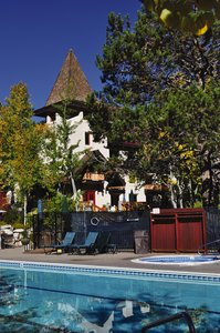Pool - Olympic Village Inn by Worldmark Olympic Valley