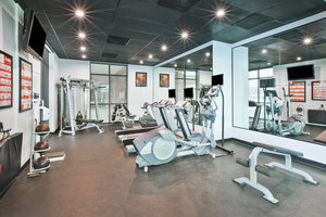 Fitness/ Exercise Room - Holiday Inn Rushmore Plaza Rapid City
