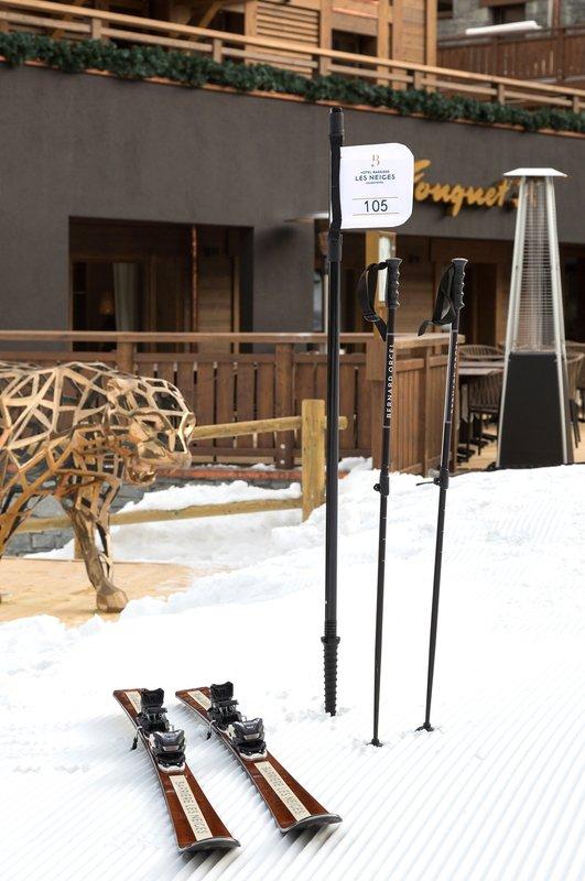 Les Neiges Ski Room Fabrice Rambert