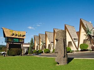 Exterior view - Tiki Resort Lake George