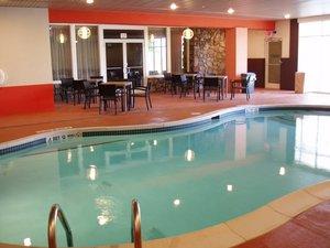 Pool - Tiki Resort Lake George