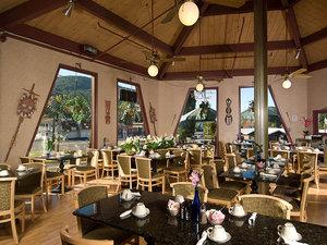 Restaurant - Tiki Resort Lake George