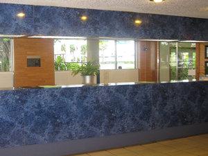 Lobby - Red Carpet Inn Fort Lauderdale Airport