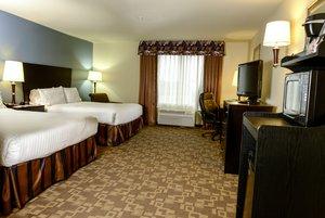 Room - Holiday Inn Express Hotel & Suites Eastland