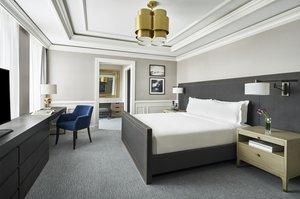 Suite - Ritz-Carlton Hotel Washington DC