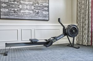 Fitness/ Exercise Room - Ritz-Carlton Hotel Washington DC
