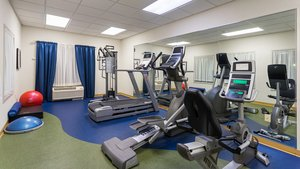Fitness/ Exercise Room - Holiday Inn Express Hotel & Suites Stroudsburg