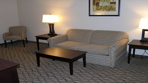 Suite - Holiday Inn Express Belle Vernon