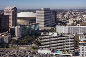 Exterior view - Holiday Inn Downtown Superdome New Orleans