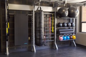Fitness/ Exercise Room - St Gregory Hotel & Suites DC