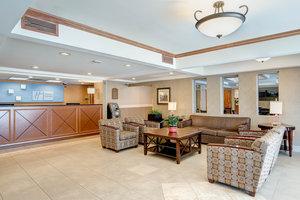 Lobby - Holiday Inn Express West Long Branch
