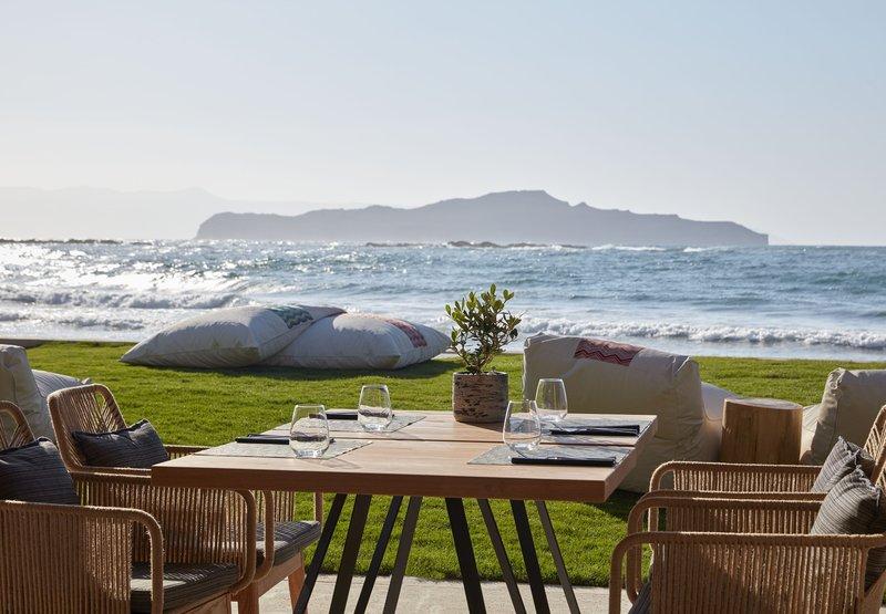 Zeen Restaurant - Sea Views